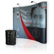 Экспозиционный стенд POP UP SPU33 337,5cm × 222cm фото