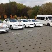 Аренда авто на свадьбу фото