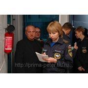 Расчёт категории помещений - взрыво и пожароопасность в Санкт-Петербурге(присвоение категории по ПУЭ) фото