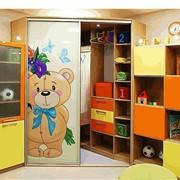 Детский шкаф на заказ любой сложности фото