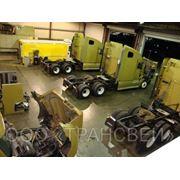 Привозим из США седельные тягачи в виде конструктора 1998-2008 годов и 2010-2012 под полную таможню фото