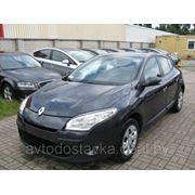 Renault Megane 3 2010г. фото