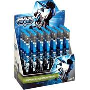Ручка шариковая синяя Max Steel 24681 фото