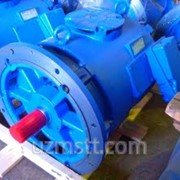 Электродвигатель для железнодорожного транспорта фото