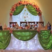 Оформление свадьбы в зеленом цвете фото