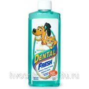 DENTAL FRESH Жидкая зубная щетка Для кошек и собак (118мл) фото
