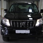 Автомобиль Toyota Land Cruiser Prado 150 фото