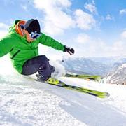 Горные лыжи фото