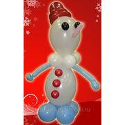 Снеговик фото