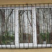 Решетка металлическая фото