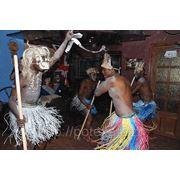 Африканское шоу фото