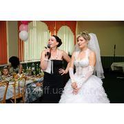 Свадьба. Ведущая. Тамада. Музыкальное сопровождение. фото