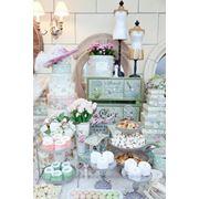 Десертный стол фото