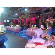 Оформление свадеб, праздников Алматы фото