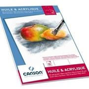 Бумага Canson, для акрила, 400 гр/м2, 50 x 65 см, Фин 50 x 65 см фото