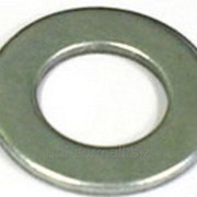 Шайба плоская ф36, ф42 DIN 125 аналог ГОСТ 11371 оцинкованная с покрытием фото