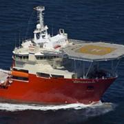 Вспомогательное, строительное судно Construction Umbilical Vessel North Ocean 103 Apache II фото