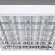 Светильник люминесцентный ЛВО 4х18 CSVT с ЭПРА фото