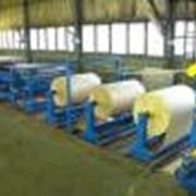 Плоскощелевые соэкструзионные линии для производства пленок СРР, машины для производства пленок, оборудование для производства пленок фото