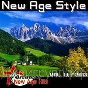 New Age Style - Greatest New Age Hits (2013) фото