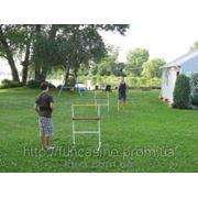 Игры для вечеринки на природе - Козырный гольф фото