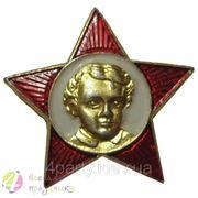 Значок Октябренка Звезда фото