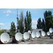 Спутниковое ТВ фото