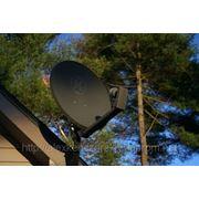 Установка систем спутникового или эфирного телевидения SD или HD фото