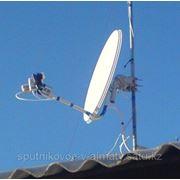 Спутниковое ТВ в Алматы фото