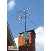 Проектирование, поставки оборудования и монтаж смешанных эфирно-спутниковых систем. фото