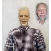 Ганс портретная кукла фото