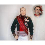 """""""Полководец"""" кукла-портрет фото"""