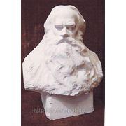 Лев Толстой, Скульптура в камне, скульптура на заказ фото