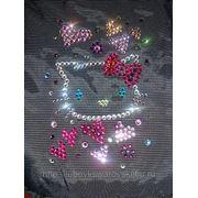 Сумка для ноутбука с кристаллами сваровски фото