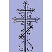 Кованые кресты фото