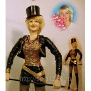 """Вероника"" кукла-портрет фото"