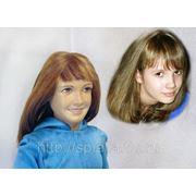 Портрет девочки фото