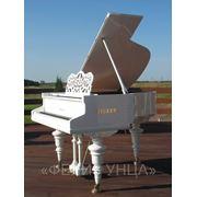Пошив чехлов на рояль, фортепиано, пианино фото