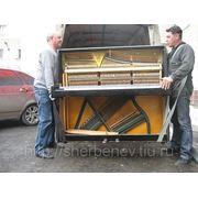 Пианино-перевозка фото