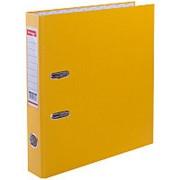 """Папка-регистратор Berlingo """"Standard"""", 50 мм., желтая, бумвинил, с карманом, ATb_50405 фото"""