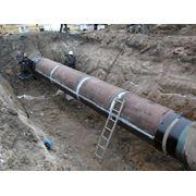 Капитальный ремонт нефте-газопродуктопроводов фото