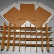 Комплектующие для гофротары: решетки, прокладки, вкладыши фото