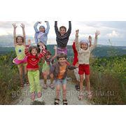Отдых с детьми в Голубой бухте фото