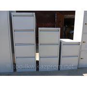 Шкаф картотечный 4-х секционный LCVF-03 фото