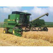 Сельхозтехника John Deere фото