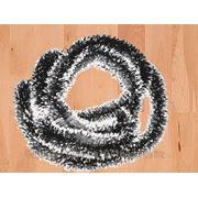 Ель витая черная пестрая (диам.8) фото