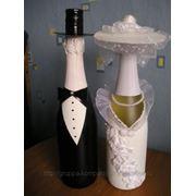 Свадебные аксессуары ручной работы фото