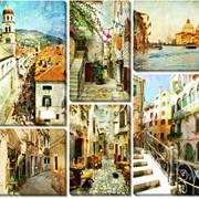 Модульная картина Италия, Неизвестен фото