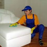 Химчистка мягкой мебели. фото