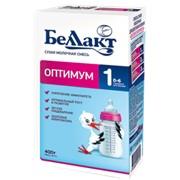 Продукт молочный сухой для детского питания Беллакт фото